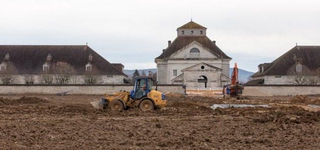 abbaye Fautevraud